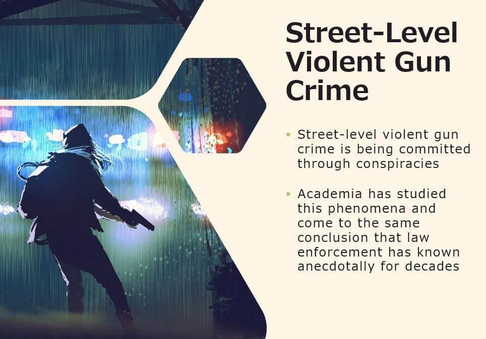 Innovative Strategies for Investigating Criminal Organizations slide
