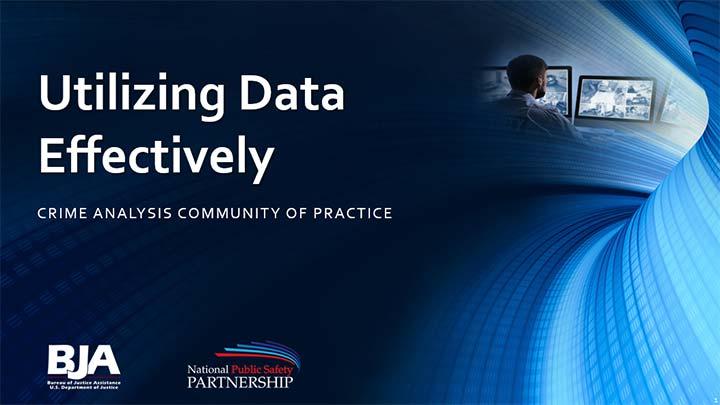 Utilizing Data Effectively slide